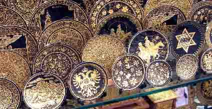 Toledo's damascene